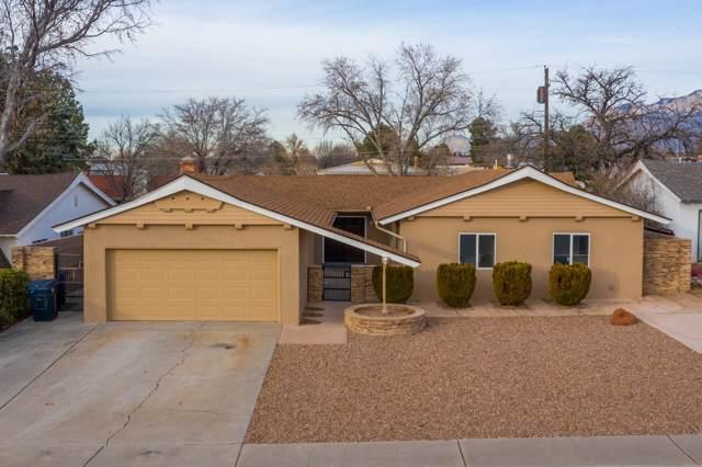 9101 Princess Jeanne Avenue NE, Albuquerque, NM 87112 (MLS #958975) :: Campbell & Campbell Real Estate Services