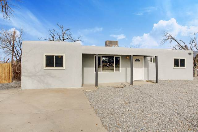 5523 Indian School Road NE, Albuquerque, NM 87110 (MLS #958982) :: Campbell & Campbell Real Estate Services