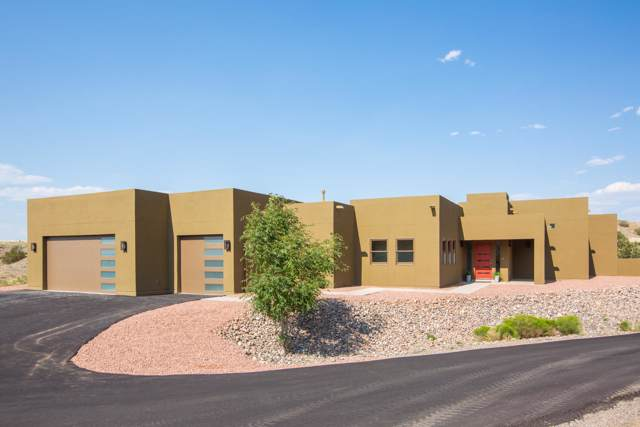 26 Petroglyph Trail, Placitas, NM 87043 (MLS #959009) :: Campbell & Campbell Real Estate Services
