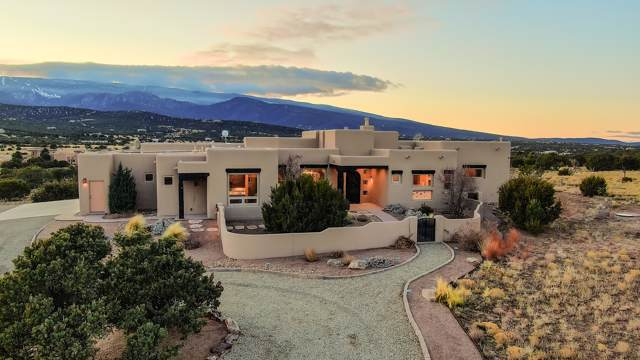 46 Camino Real, Sandia Park, NM 87047 (MLS #959051) :: Campbell & Campbell Real Estate Services