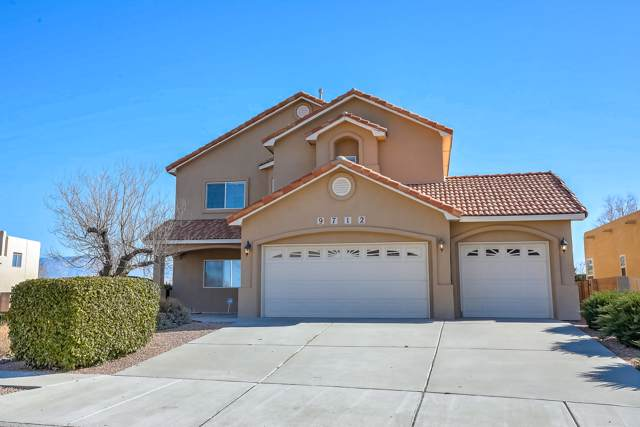 9712 Bajada Drive NW, Albuquerque, NM 87114 (MLS #959113) :: Campbell & Campbell Real Estate Services