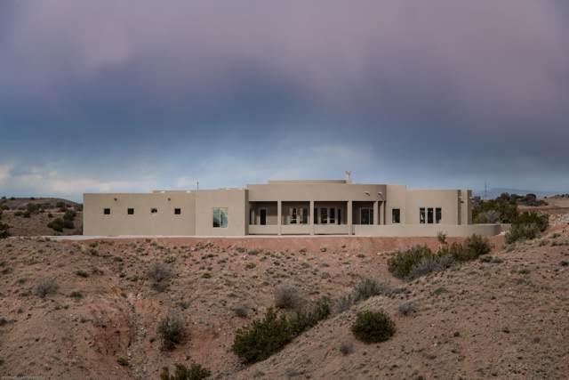 35 Anasazi Meadows, Placitas, NM 87043 (MLS #959125) :: Campbell & Campbell Real Estate Services