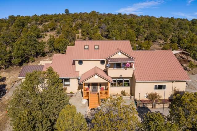 60 Vista Bonita Drive, Sandia Park, NM 87047 (MLS #959136) :: Campbell & Campbell Real Estate Services
