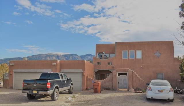 69 Vista Montana Loop, Placitas, NM 87043 (MLS #959155) :: Campbell & Campbell Real Estate Services