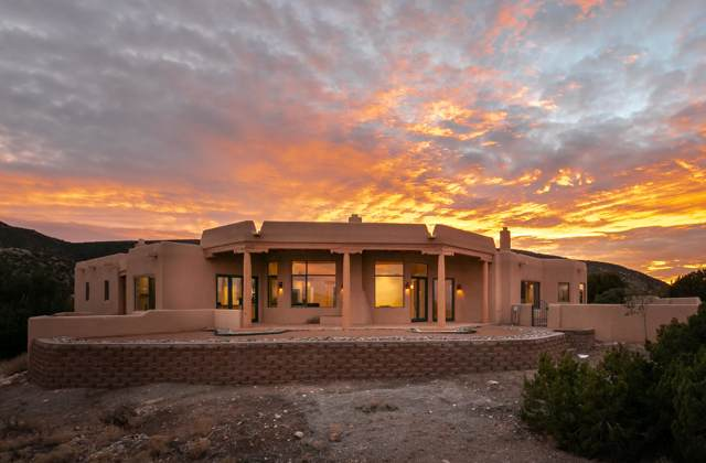 115 Diamond Tail Road, Placitas, NM 87043 (MLS #959226) :: Campbell & Campbell Real Estate Services