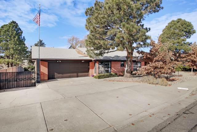 1117 Santa Ana Avenue SE, Albuquerque, NM 87123 (MLS #959247) :: Campbell & Campbell Real Estate Services