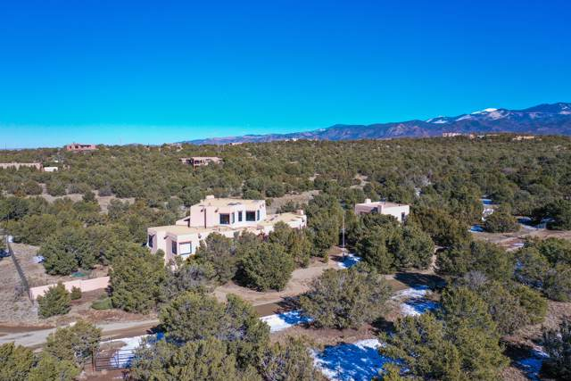 12 Via San Martin, Santa Fe, NM 87506 (MLS #959252) :: The Bigelow Team / Red Fox Realty