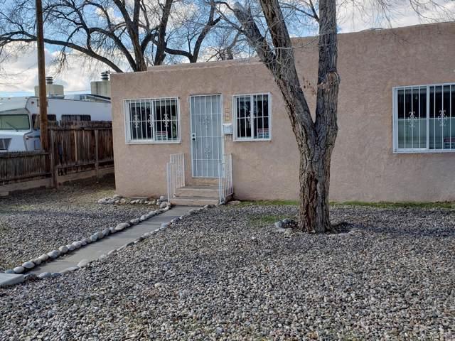 155 Mesilla Street NE, Albuquerque, NM 87108 (MLS #959311) :: Campbell & Campbell Real Estate Services