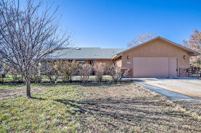 1095 Camino De Chavez Place, Bosque Farms, NM 87068 (MLS #959316) :: Sandi Pressley Team