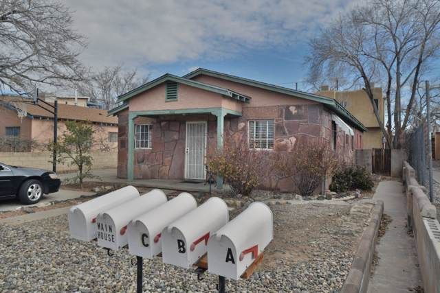 420 Columbia Drive SE, Albuquerque, NM 87106 (MLS #959448) :: The Buchman Group