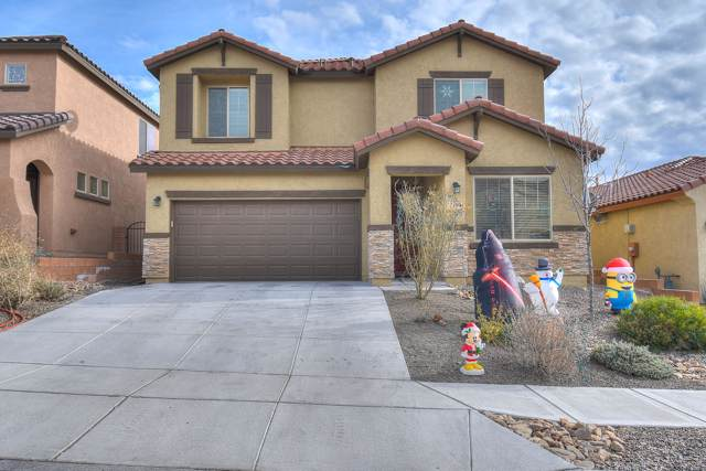 148 La Cuesta Court NE, Rio Rancho, NM 87124 (MLS #959487) :: Campbell & Campbell Real Estate Services