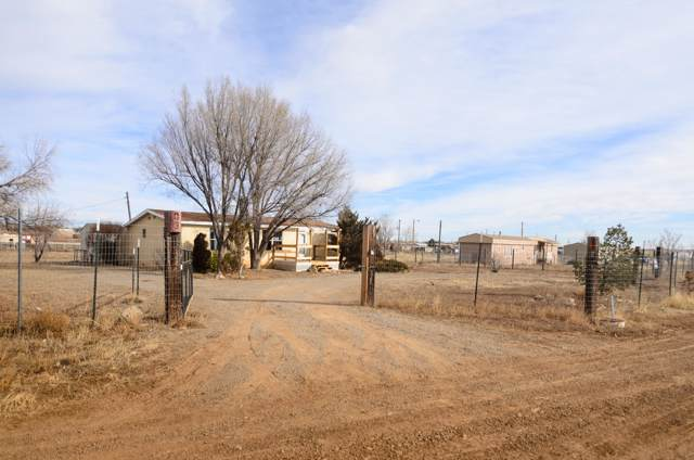 3 Quail Run E, Edgewood, NM 87015 (MLS #959505) :: Campbell & Campbell Real Estate Services