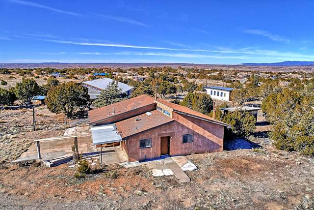 6 Sandy Lane, Placitas, NM 87043 (MLS #959517) :: Campbell & Campbell Real Estate Services