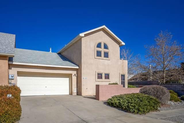 6105 Azuelo Avenue NW, Albuquerque, NM 87120 (MLS #959519) :: Campbell & Campbell Real Estate Services