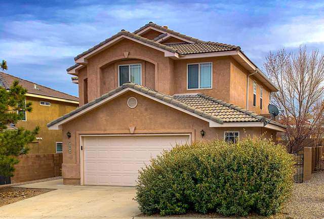 4204 Packaway Road NW, Albuquerque, NM 87114 (MLS #959574) :: Campbell & Campbell Real Estate Services