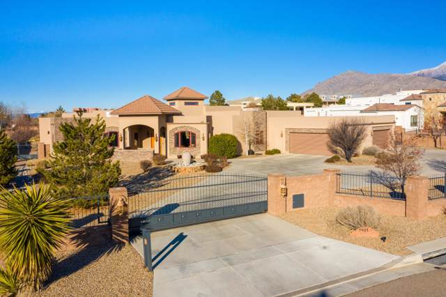 7921 Florence Avenue NE, Albuquerque, NM 87122 (MLS #959594) :: Campbell & Campbell Real Estate Services