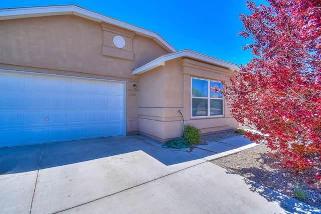 10908 Rim Drive NW, Albuquerque, NM 87114 (MLS #959599) :: Campbell & Campbell Real Estate Services