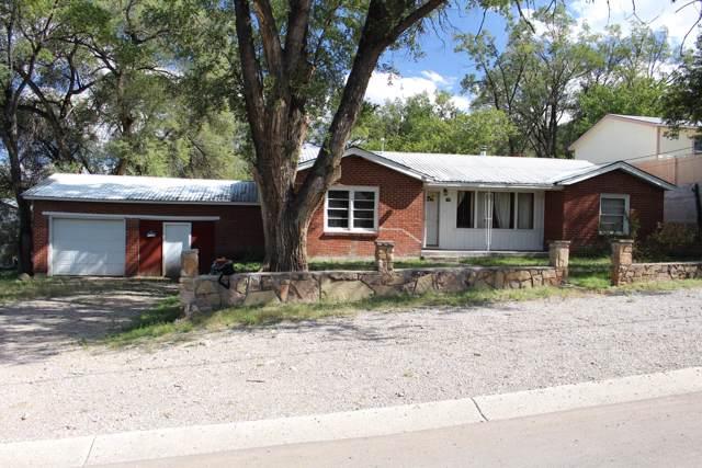 119 Spring Road, Ruidoso Downs, NM 88346 (MLS #959601) :: The Buchman Group