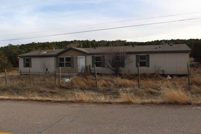 52 Windmill Road, Edgewood, NM 87015 (MLS #959610) :: Campbell & Campbell Real Estate Services