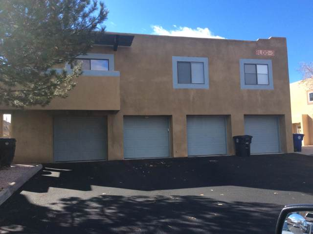 4801 Irving Boulevard NW #303, Albuquerque, NM 87114 (MLS #959639) :: Campbell & Campbell Real Estate Services