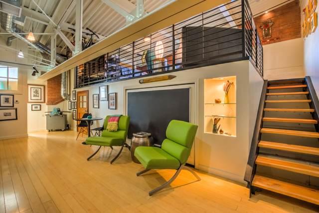 300 Tijeras Avenue NE #411, Albuquerque, NM 87102 (MLS #959778) :: Campbell & Campbell Real Estate Services