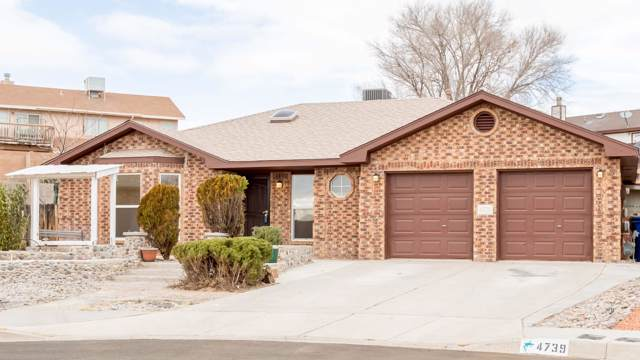 4739 Golden Barrel Road NW, Albuquerque, NM 87114 (MLS #959824) :: Campbell & Campbell Real Estate Services