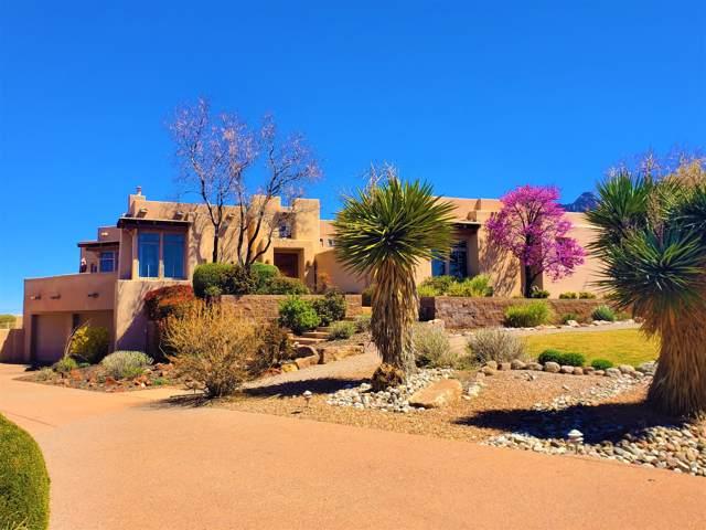 9631 Desert Mountain Road NE, Albuquerque, NM 87122 (MLS #959836) :: Campbell & Campbell Real Estate Services
