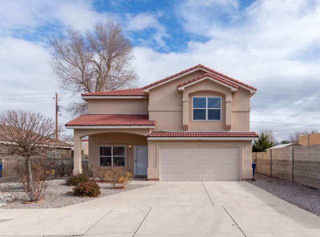 4200 Laramie Drive NW, Albuquerque, NM 87120 (MLS #959844) :: Campbell & Campbell Real Estate Services