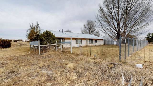 108 S County Line Road, Edgewood, NM 87015 (MLS #959881) :: Campbell & Campbell Real Estate Services