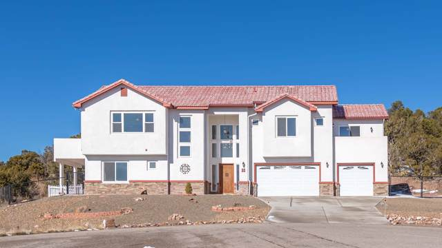 9 Eli Court, Sandia Park, NM 87047 (MLS #959936) :: Campbell & Campbell Real Estate Services