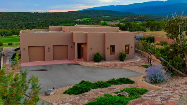 27 Hogan Court, Sandia Park, NM 87047 (MLS #960009) :: Campbell & Campbell Real Estate Services
