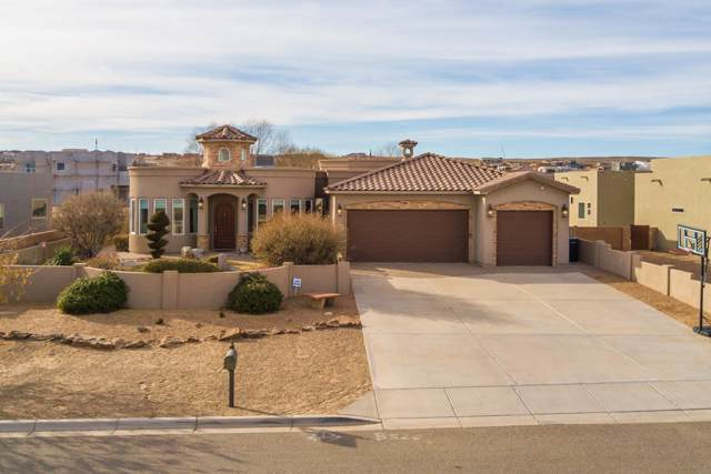 2307 18th Street SE, Rio Rancho, NM 87124 (MLS #960033) :: Campbell & Campbell Real Estate Services