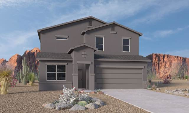 2249 Solara Loop NE, Rio Rancho, NM 87144 (MLS #960091) :: Campbell & Campbell Real Estate Services