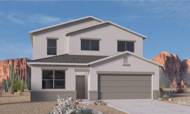 2253 Solara Loop NE, Rio Rancho, NM 87144 (MLS #960093) :: Campbell & Campbell Real Estate Services