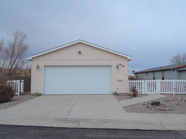 160 Sunrise Bluffs Drive, Belen, NM 87002 (MLS #960180) :: Campbell & Campbell Real Estate Services
