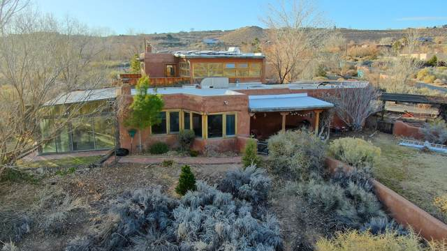 1333 Camino Hermosa, Corrales, NM 87048 (MLS #960187) :: Campbell & Campbell Real Estate Services