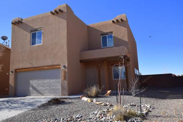 2781 Wilder Loop NE, Rio Rancho, NM 87144 (MLS #960246) :: Campbell & Campbell Real Estate Services