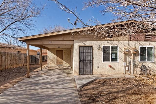 1169 Maple Street, Bernalillo, NM 87004 (MLS #960266) :: Campbell & Campbell Real Estate Services