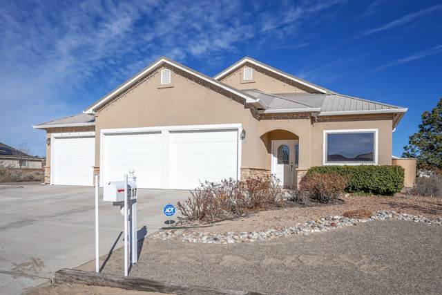 2717 Chessman Drive NE, Rio Rancho, NM 87124 (MLS #960303) :: Campbell & Campbell Real Estate Services