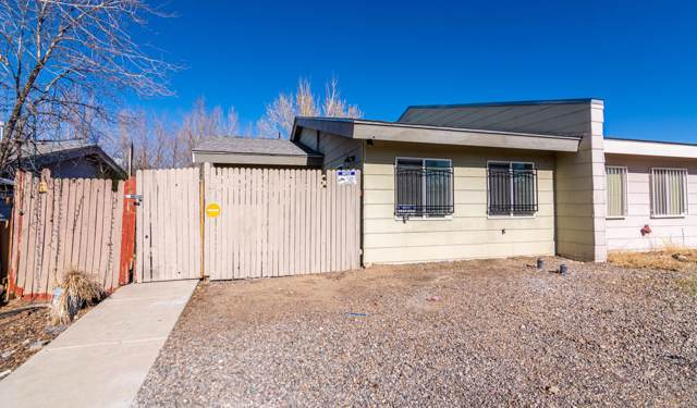 727 Cromwell Avenue SE, Albuquerque, NM 87102 (MLS #960315) :: Campbell & Campbell Real Estate Services