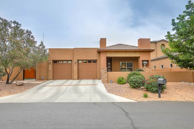 335 Nuevo Hacienda Lane NW, Los Ranchos, NM 87107 (MLS #960344) :: Campbell & Campbell Real Estate Services