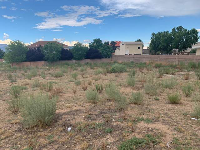 6404 Thunderbird Circle, Albuquerque, NM 87120 (MLS #960385) :: The Bigelow Team / Red Fox Realty