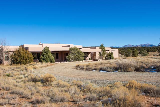 3 Los Cedros, Sandia Park, NM 87047 (MLS #960399) :: Campbell & Campbell Real Estate Services