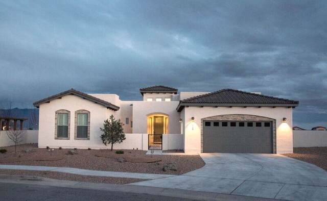 1057 Contabella Lane, Bernalillo, NM 87004 (MLS #960405) :: The Buchman Group