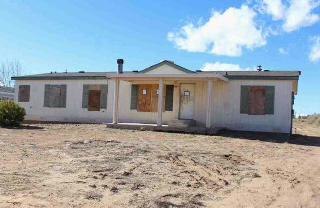 1021 26TH Street SW, Rio Rancho, NM 87124 (MLS #960427) :: Campbell & Campbell Real Estate Services