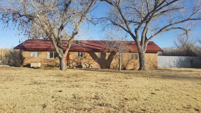4228 Franklin Road, Los Lunas, NM 87031 (MLS #960429) :: Campbell & Campbell Real Estate Services