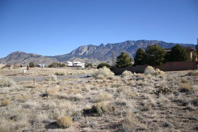 Florence Avenue NE, Albuquerque, NM 87122 (MLS #960444) :: The Buchman Group