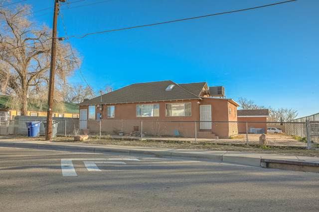 1600 Walter Street SE, Albuquerque, NM 87102 (MLS #960474) :: Campbell & Campbell Real Estate Services