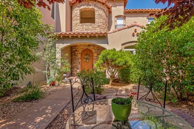 8909 Oakland Court NE, Albuquerque, NM 87122 (MLS #960488) :: Campbell & Campbell Real Estate Services