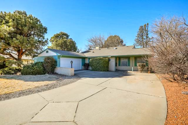 6617 Barber Place NE, Albuquerque, NM 87109 (MLS #960491) :: Campbell & Campbell Real Estate Services